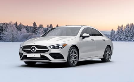 2020 CLA 250 4MATIC Coupe
