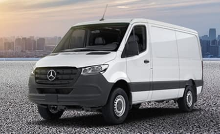 "2019 Sprinter 4x4 Cargo Van 2500 Standard Roof 144"" WB"