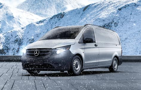 2020 Metris Cargo <br>Demo Vans</br>