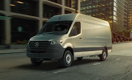 2020 Sprinter Cargo Vans