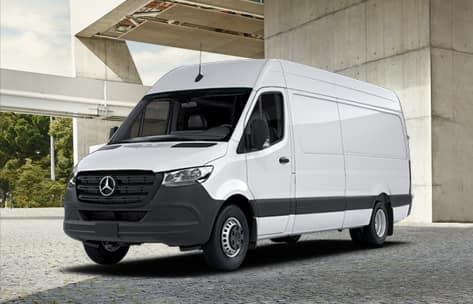2020 Sprinter 4500 <br/>Cargo Demo Vans