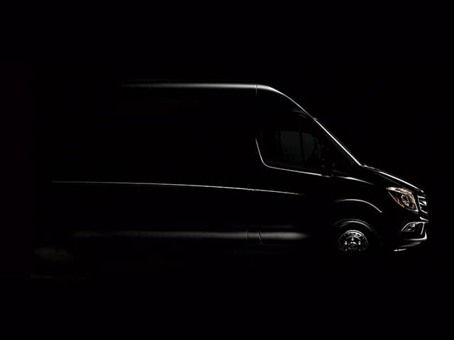 New 2018 Mercedes-Benz Sprinter V6 2500 Cargo 170