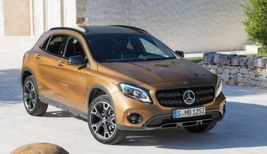 2018 GLA 4MATIC SUV