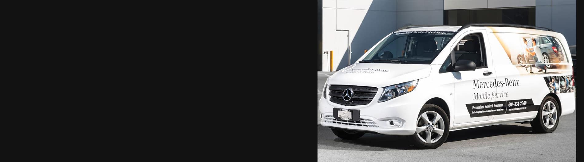 Mercedes Benz Mobile Service For Passenger Cars U0026 Metris.