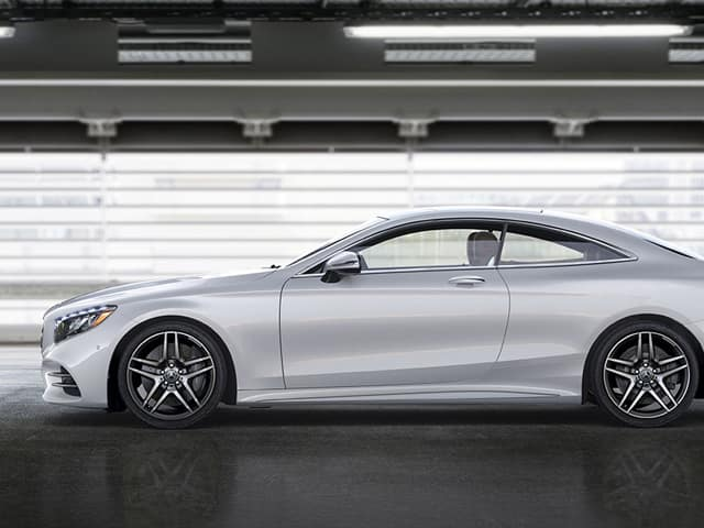 2019 S-Class Coupe