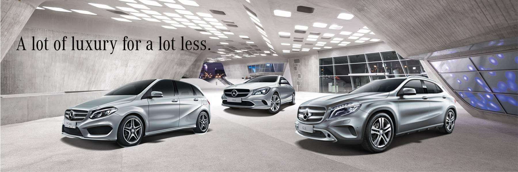 New mercedes benz car specials greater vancouver area for Mercedes benz special deals