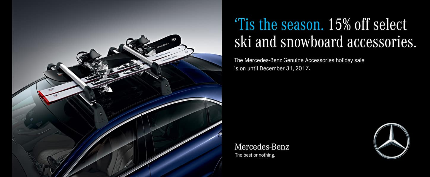 Mercedes benz collection holiday sale mercedes benz for Mercedes benz vancouver