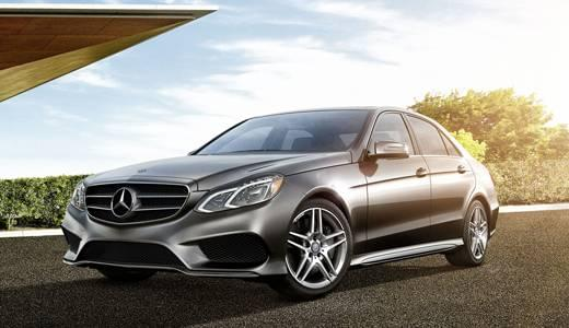Certified Pre-Owned E-Class
