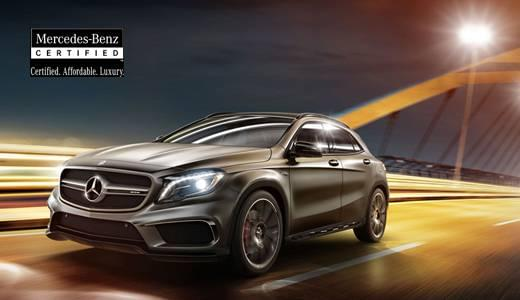 Certified AMG Specials