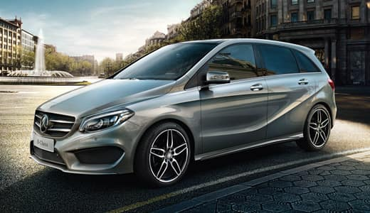 2017 Pre-Owned B-Class Special