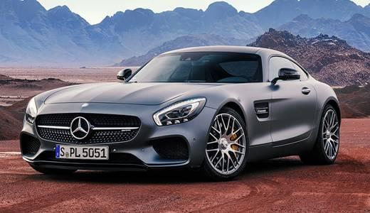Certified Pre-Owned AMG GT-S