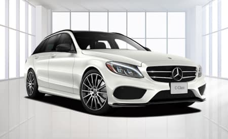 2018 C 300 4MATIC Wagon