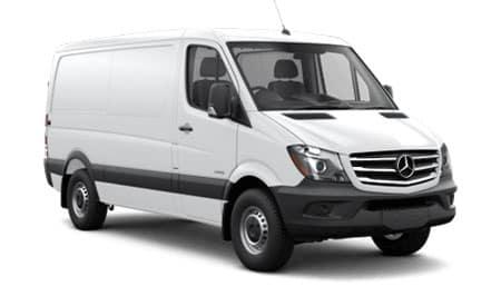 2018 Sprinter V6 2500 Cargo 144 Van