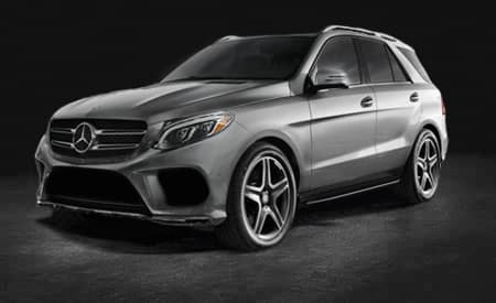 GLE 400 4MATIC SUV