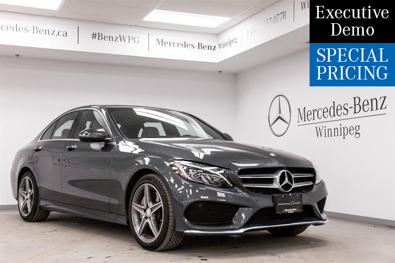 Demo vehicle current offers mercedes benz winnipeg for Mercedes benz winnipeg