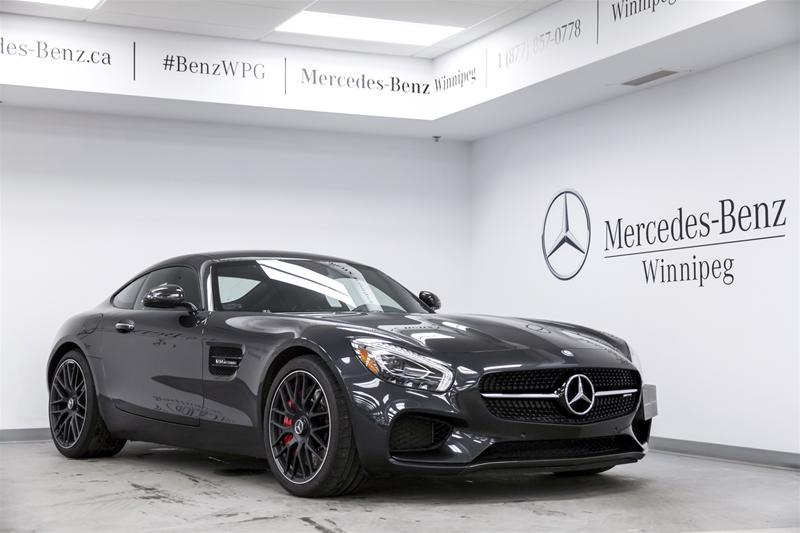 2016 AMG GTS Coupe