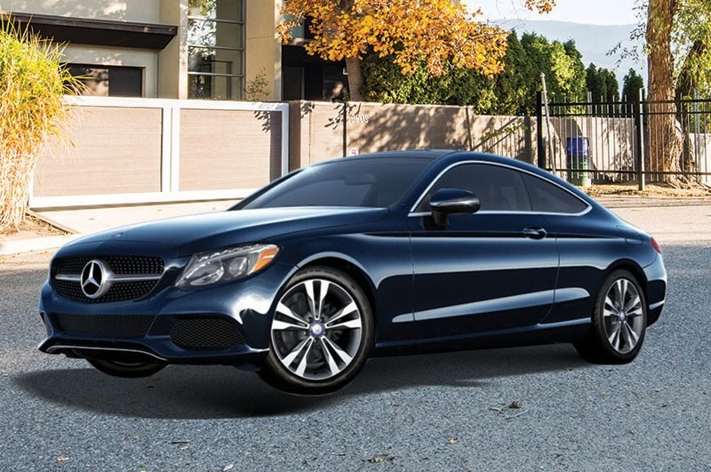 2017 C-Class Coupe / C 43 AMG