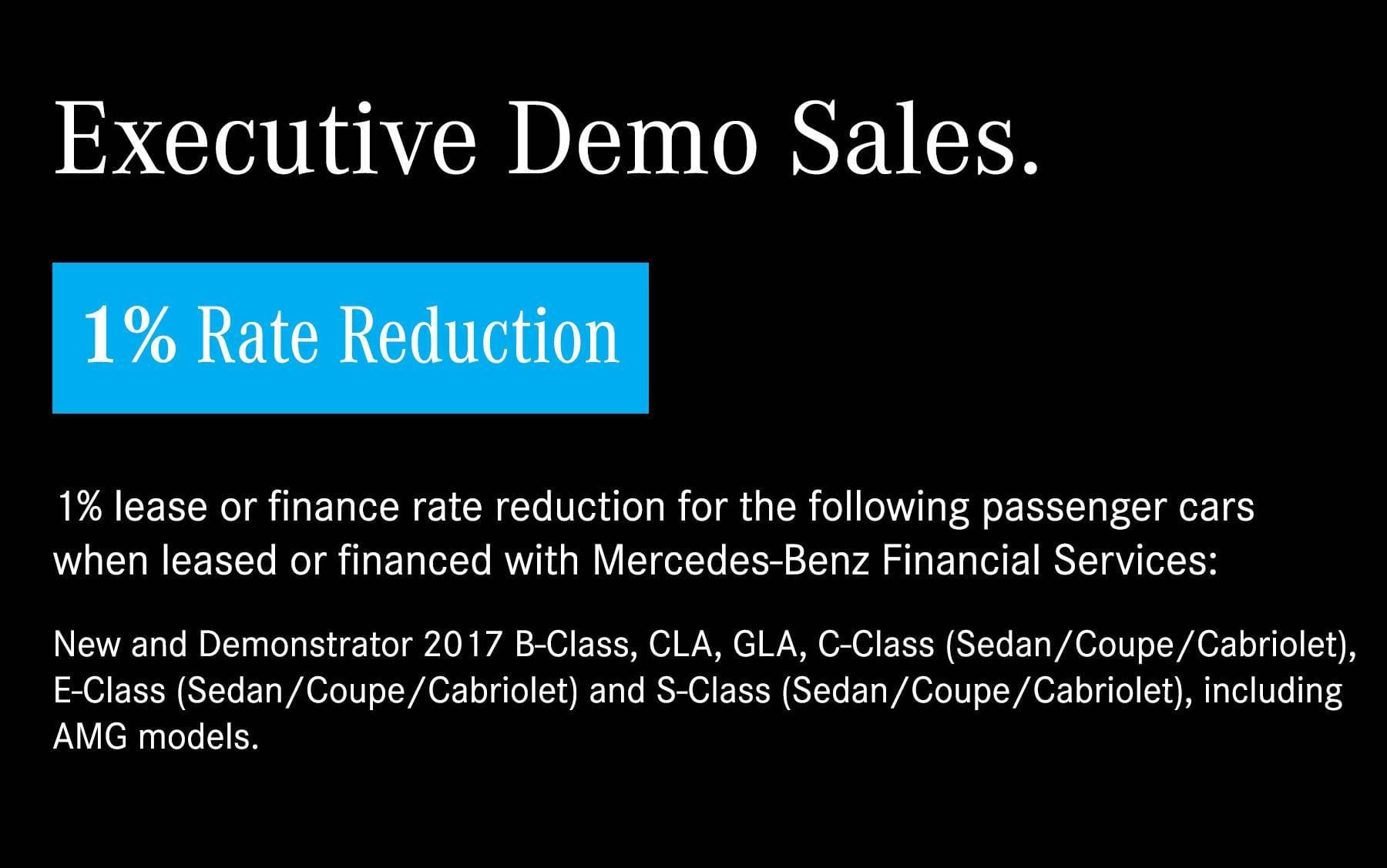 Executive Demo List   Mercedes-Benz Winnipeg