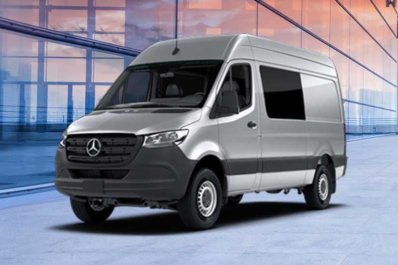 2018 Sprinter 2500 Passenger Van