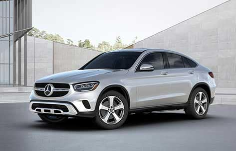 2021 GLC Coupe