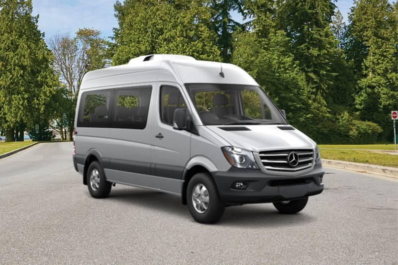 Sprinter 2500 Passenger Van