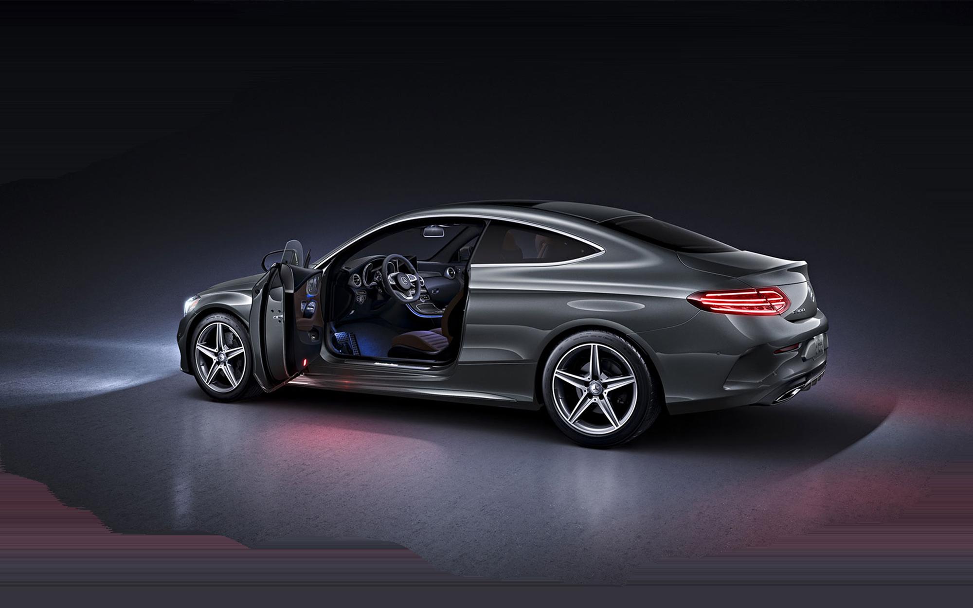 C class coupe mercedes benz winnipeg for Mercedes benz winnipeg