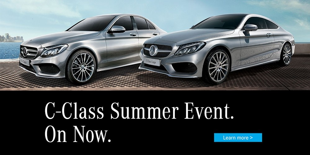 C-Class summer event mobile