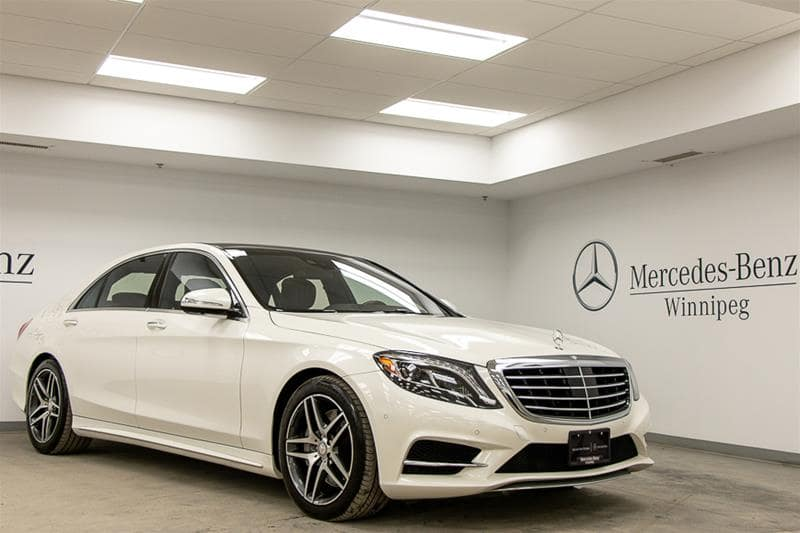 2015 S550 4MATIC
