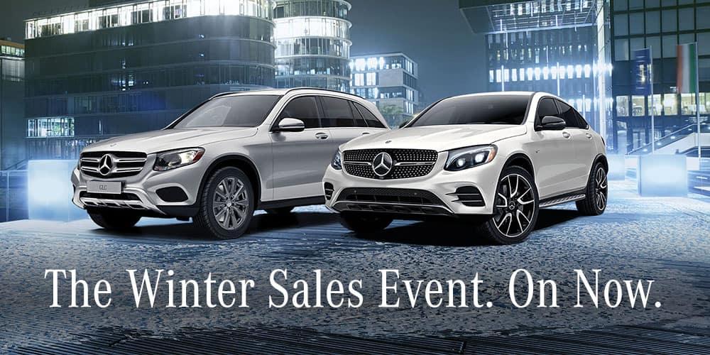 winter sales event mobile