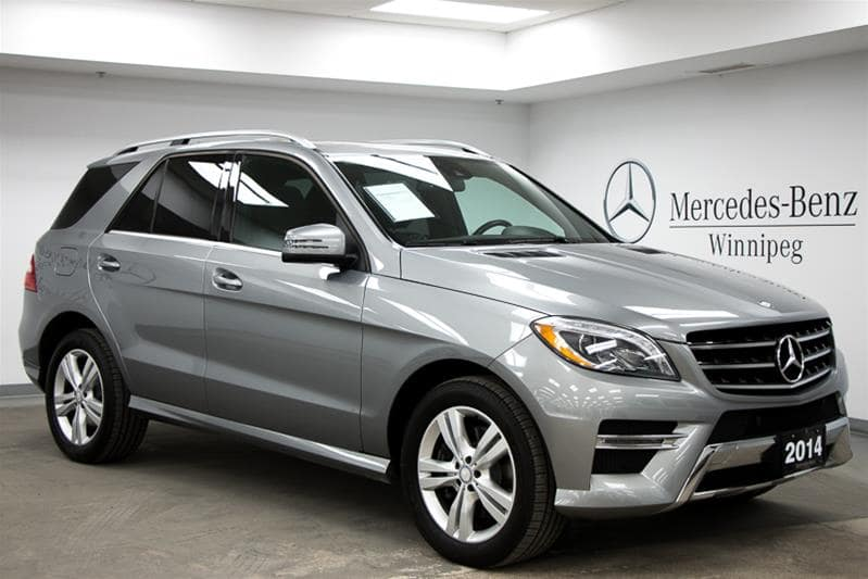 2014 ML350 4MATIC