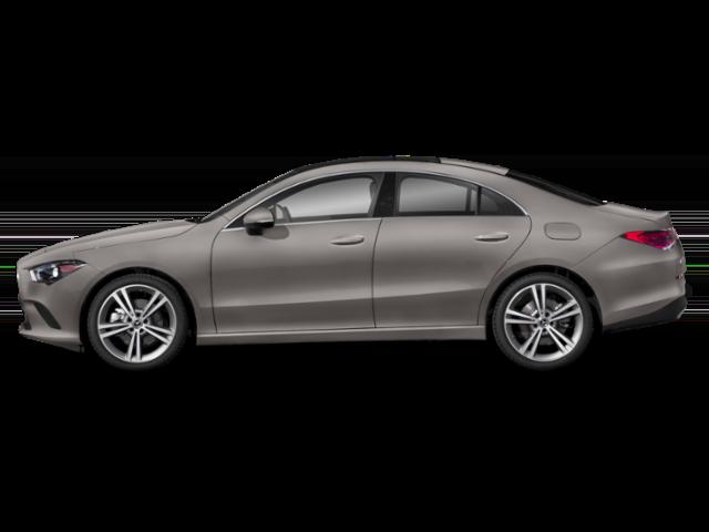 2020 CLA Coupe.