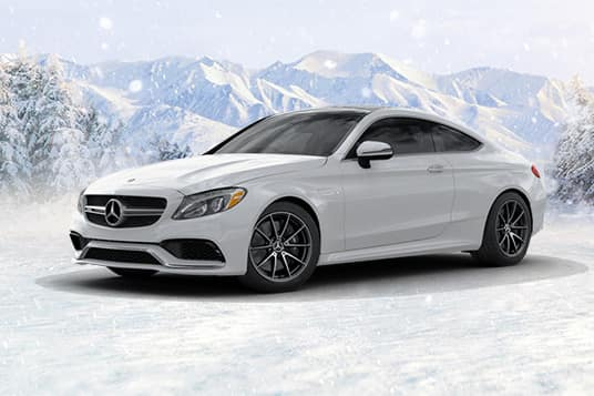 2021 C-Class Coupe