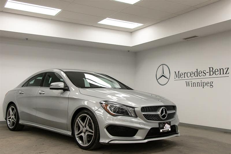 2015 CLA250 4MATIC Coupe