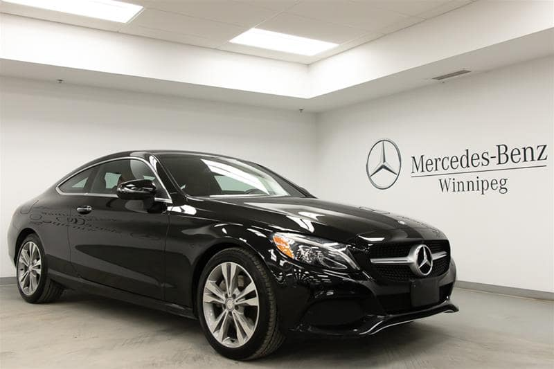 2017 C300 Coupe