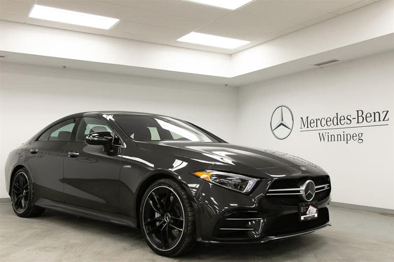 2019 CLS53 AMG