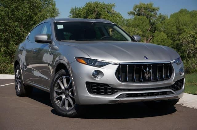 2017 Maserati Levante Lease Special