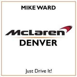 Welcome to McLaren Denver