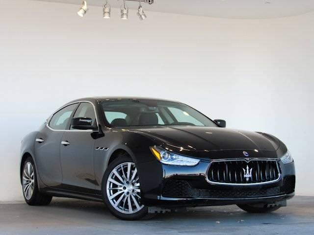 2016 Maserati Ghibli S Q4 AWD for sale at Mike Ward Maserati of Denver