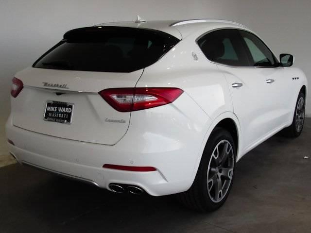 2017 Maserati Levante at Mike Ward Maserati near Denver