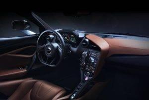 McLaren Interior