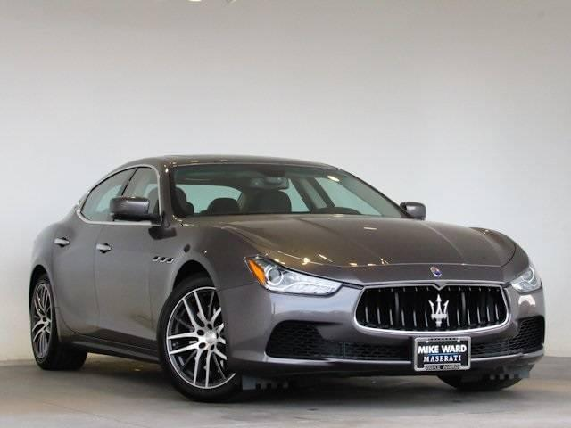 2016 Maserati Ghibli S Q4 for sale Mike Ward Maserati