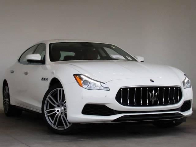 2017 Maserati Quattroporte lease at Mike Ward Maserati Denver