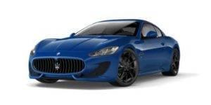 2017 Maserati GT Sport