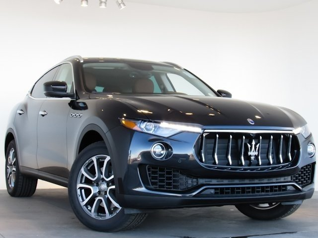 2017 Maserati Levante lease deal Mike Ward INFINITI