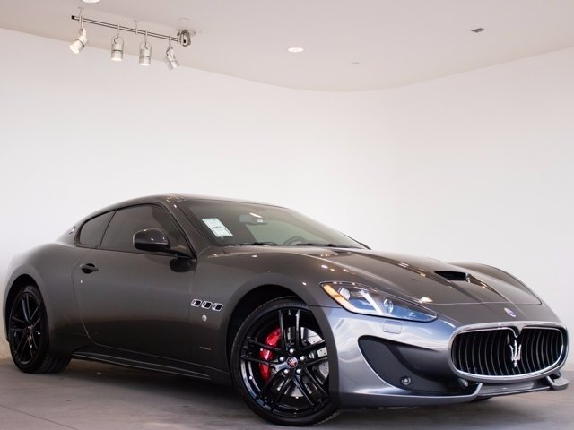 2017 Maserati Granturismo For Near Denver Colorado