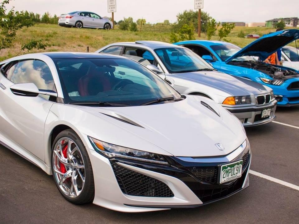 Supercar Saturday Car Show Held At Mike Ward Maserati Near Denver