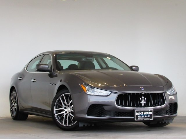 Mike Ward Maserati Service in Highlands Ranch Colorado