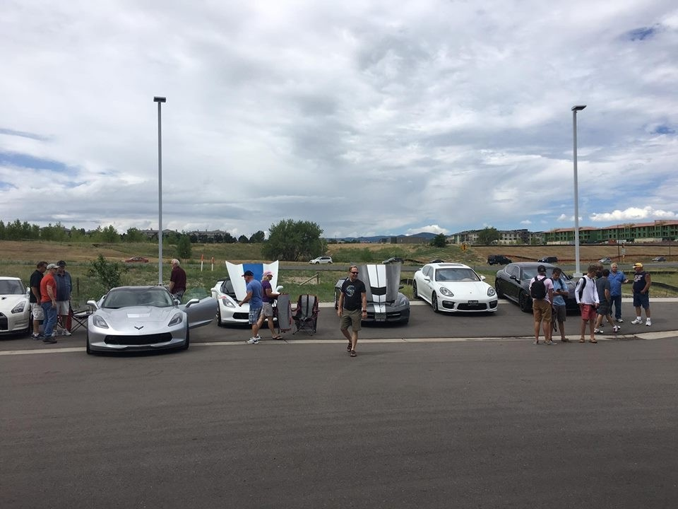 SuperCar Saturday at Mike Ward Maserati Near Denver