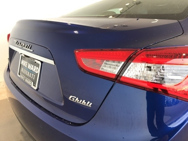 2017 Maserati Ghibli has amazing safety features.