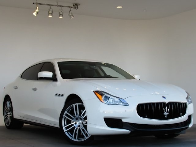 2016 or 2017 maserati quattroporte for sale at mike ward maserati
